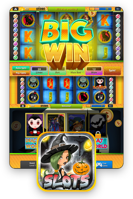 Witches Riches Slots - Play Free Vegas Casino